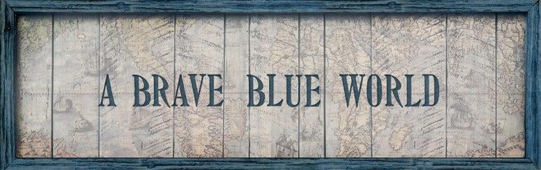 A Brave Blue World