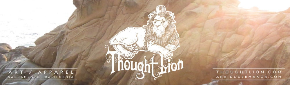 Thought Lion