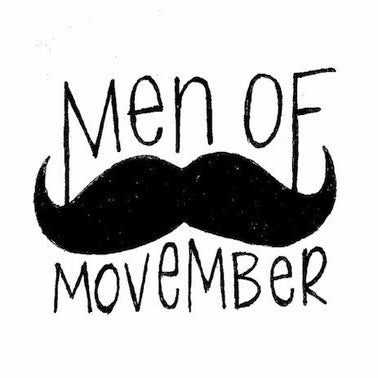 The Men of Movember