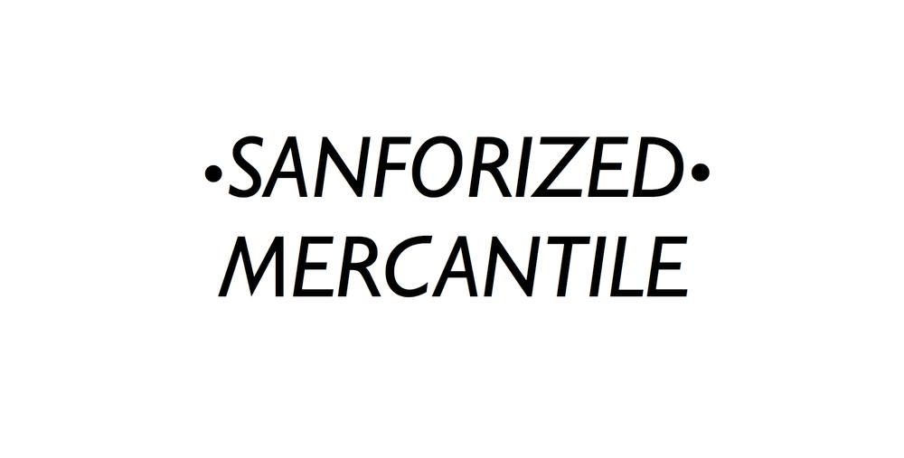 SANFORIZEDMERCANTILE