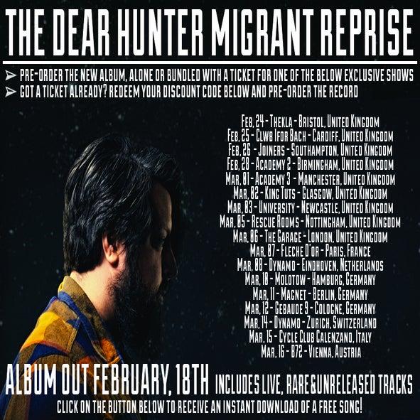 The Dear Hunter - Migrant Reprise