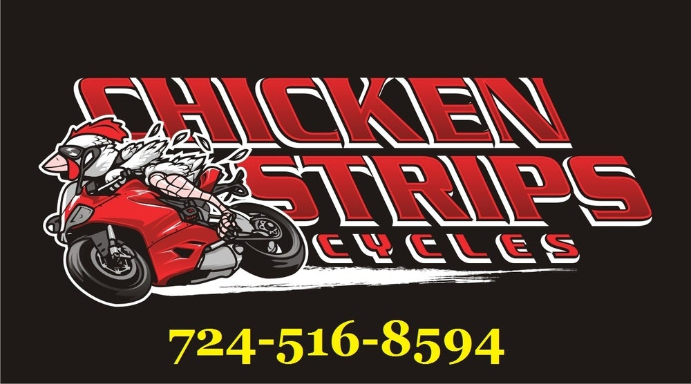 Bike Acc Chicken Strips Cycles