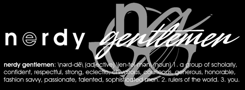 Nerdy Gentlemen