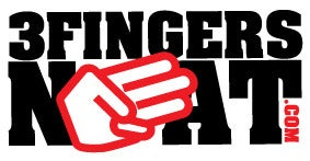 3 Fingers Neat