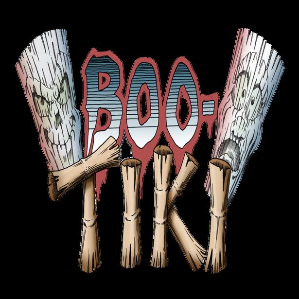 Boo-Tiki