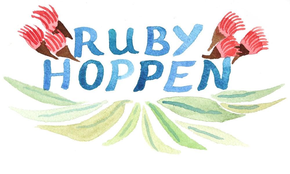 Ruby Hoppen