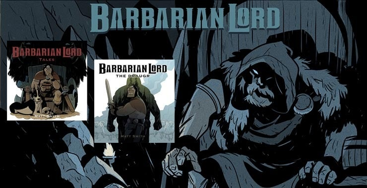 big cartel store templates - barbarian lord store products