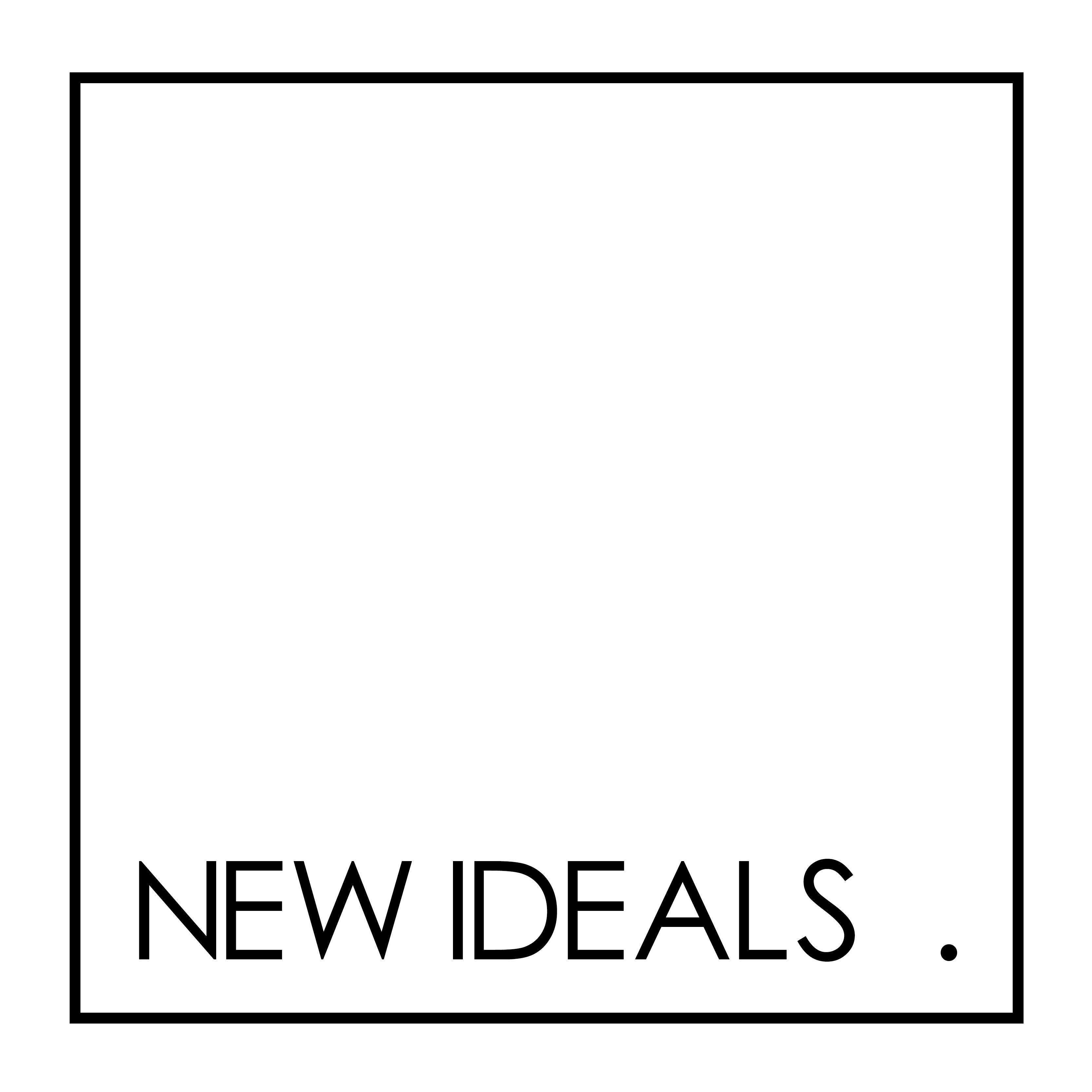 New Ideals