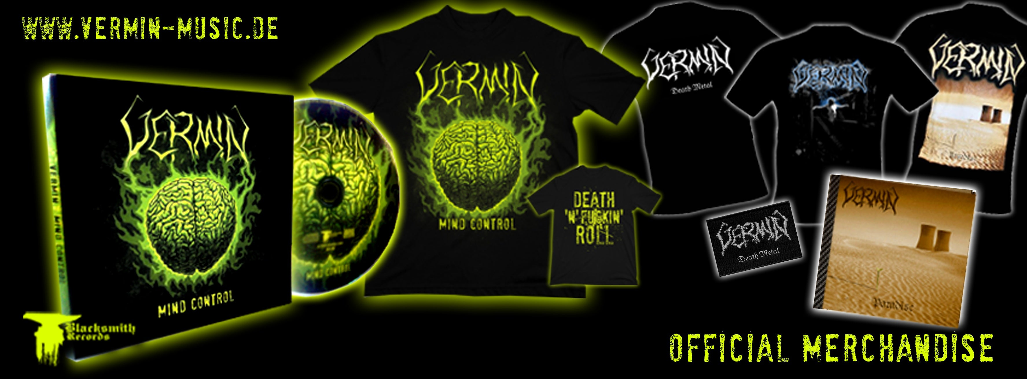 Vermin Official Merch