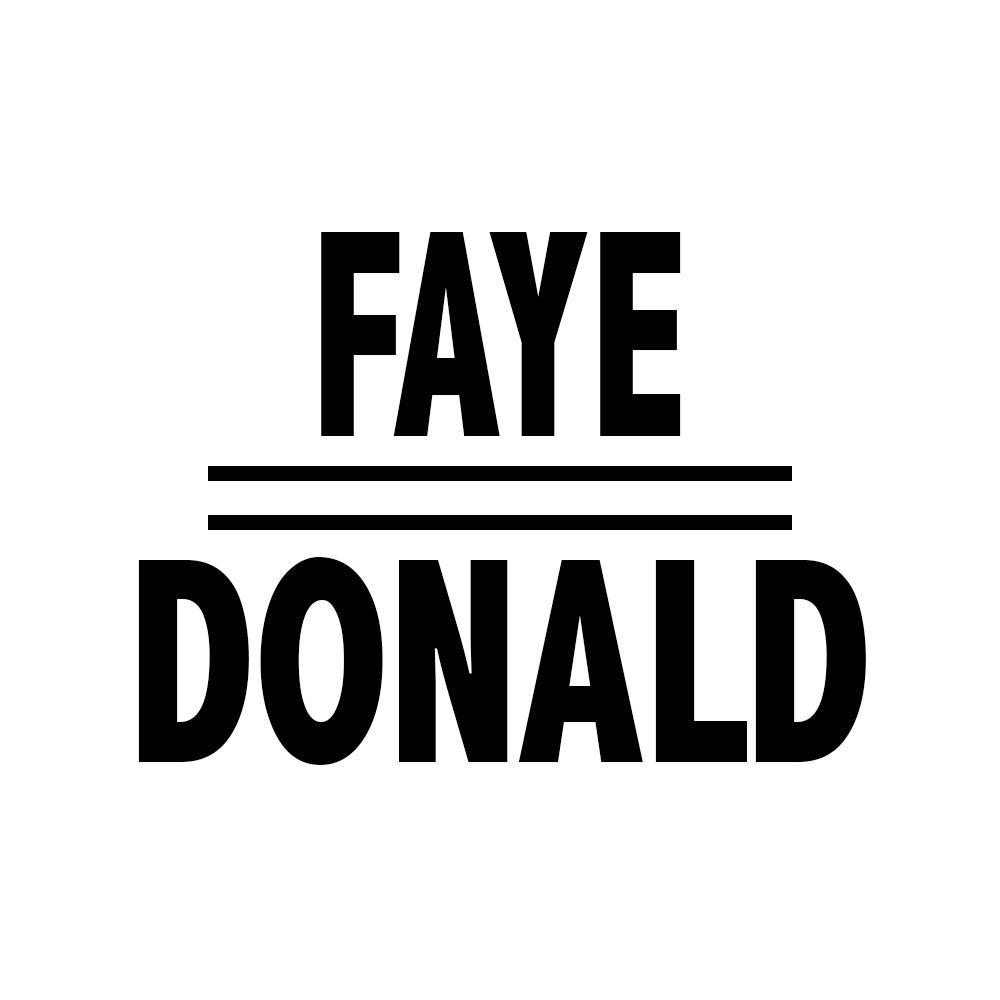 FAYE DONALD