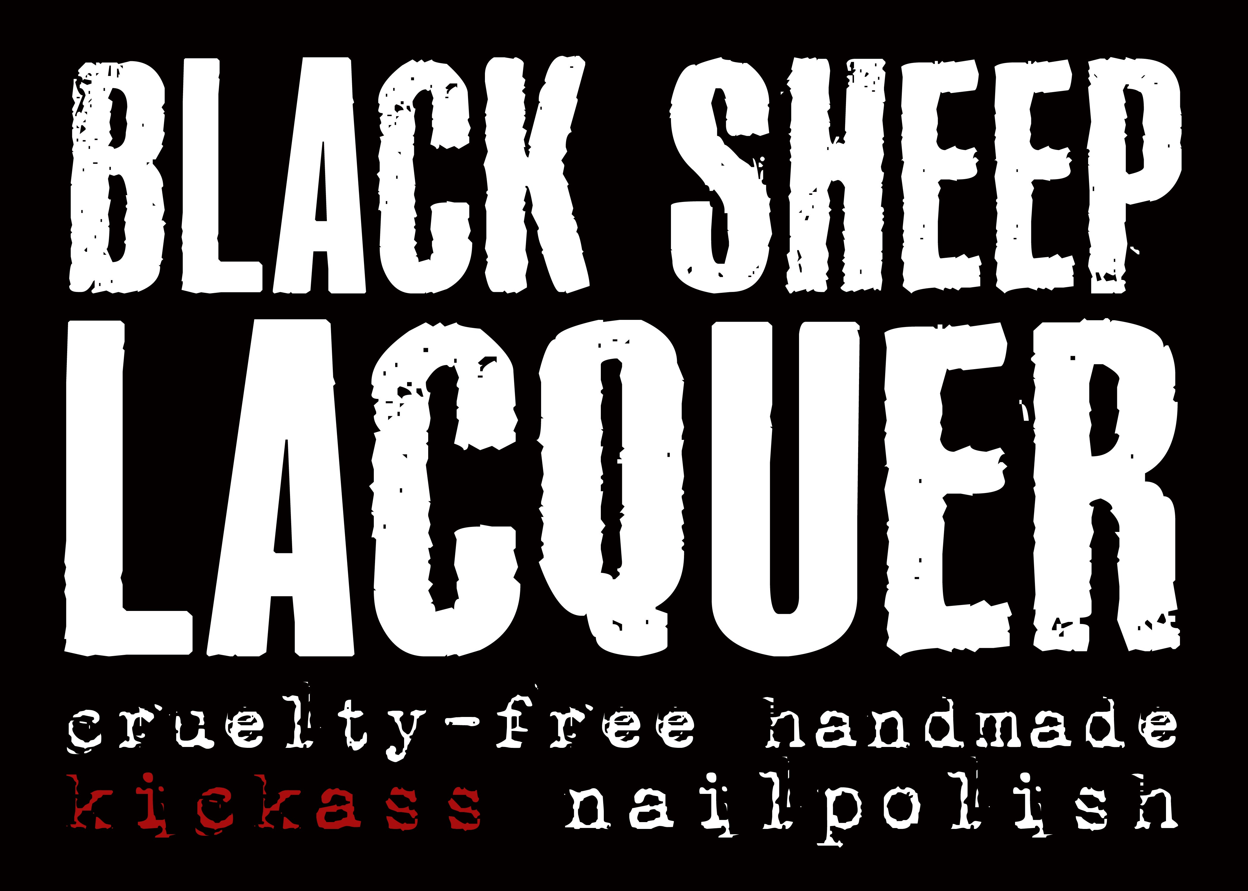 Indie Nail Polish by Black Sheep Lacquer
