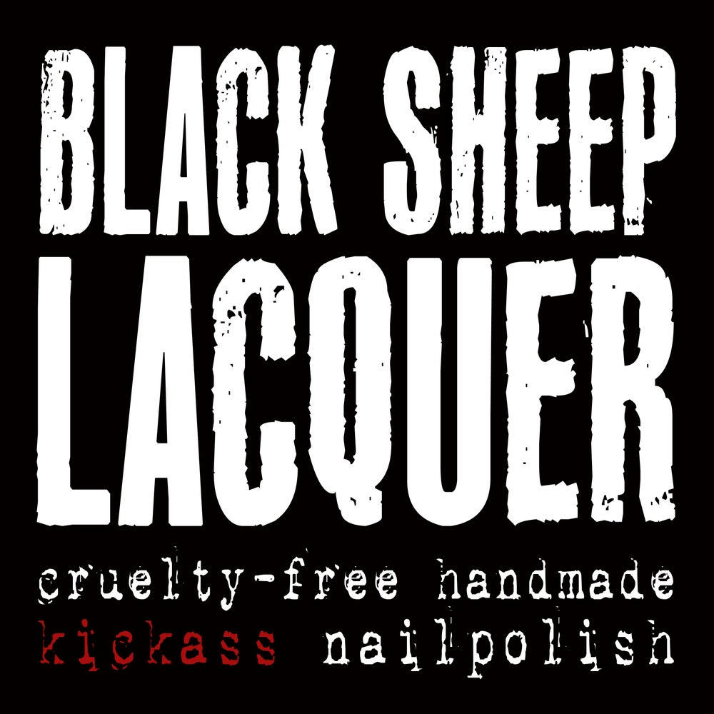 Indie Nail Polish by Black Sheep Lacquer