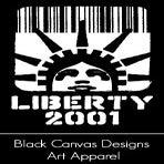 Black Canvas Designs Presents Liberty 2001