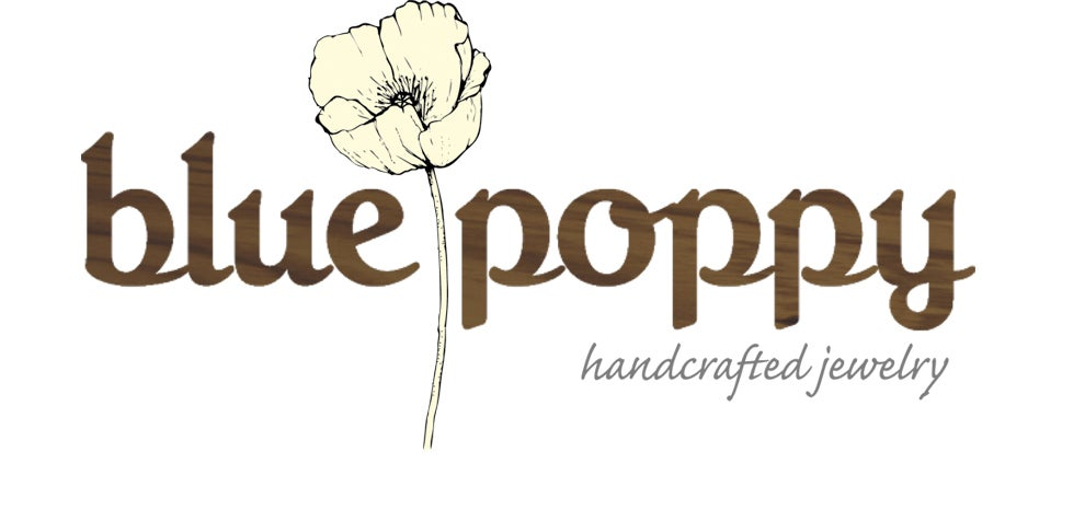 Blue Poppy Handcrafted Jewelry
