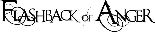 Flashback Of Anger Web Store