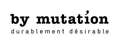 by mutation
