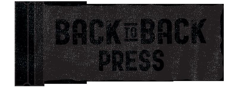 BACK TO BACK PRESS